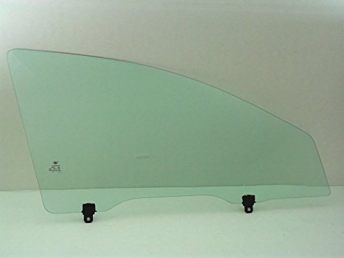 NAGD Fits 2008-2018 Mitsubishi Lancer Sedan & 2010-2017 4 Door Hatchback Passenger Side Right Front Door Window Glass