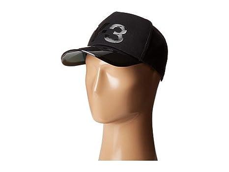 (アディダス) adidas メンズハット・帽子 Y-3 Visor Cap Black One Size 581f9b6292f9