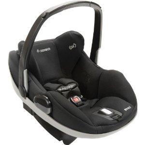 Maxi Cosi Prezi Infant Car Seat  Devoted Black