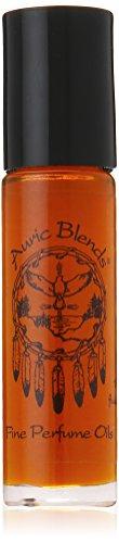 Auric Blends   Patchouli Body Oil, 0.33 fl. oz.