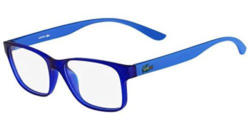 - Eyeglasses LACOSTE L 3804 B 004 BLACK MATT WITH STAR PHOSPHO T