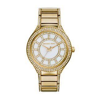 Michael Kors Women's Kerry Gold-Tone Watch MK3312 by Michael Kors