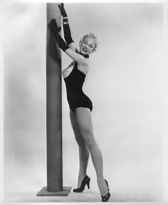 Sheree North living it up