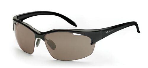 Serfas Sike-Out Sunglasses (Black Frame; Grey Photochromic, Rose, Rust and Clear Lenses)
