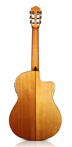Cordoba GK Studio Left-Handed [Gipsy Kings Signature Model] Acoustic Electric Nylon String Flamenco Guitar