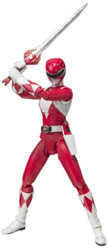 Bandai Tamashii Nations Mighty Morphin Red Ranger