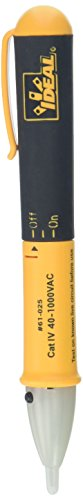 re Non-Contact Voltage Tester (Ideal Electrical Tools)