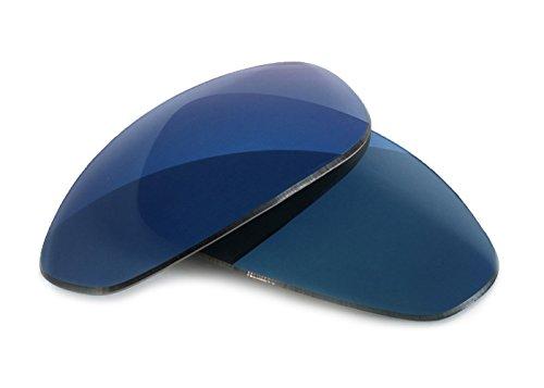 FUSE Lenses for Oakley Whisker Rx 6B Midnight Blue Mirror - Lenses Rx Oakley