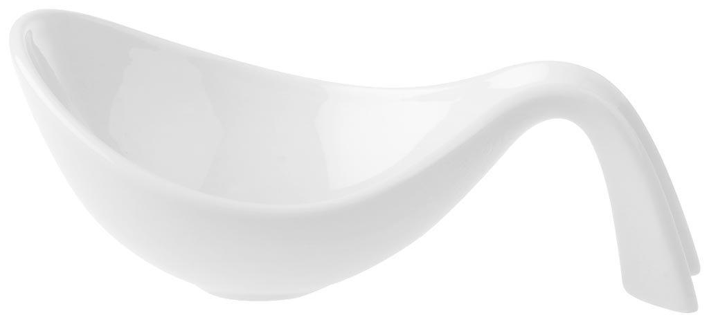 Villeroy /& Boch Flow Amuse Bouche-Sch/älchen Premium Porzellan