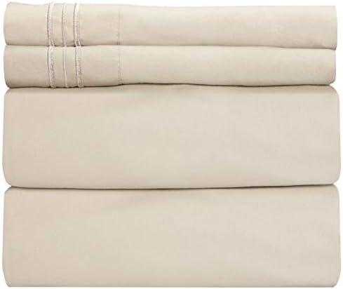 King Size Sheet Set Breathable product image