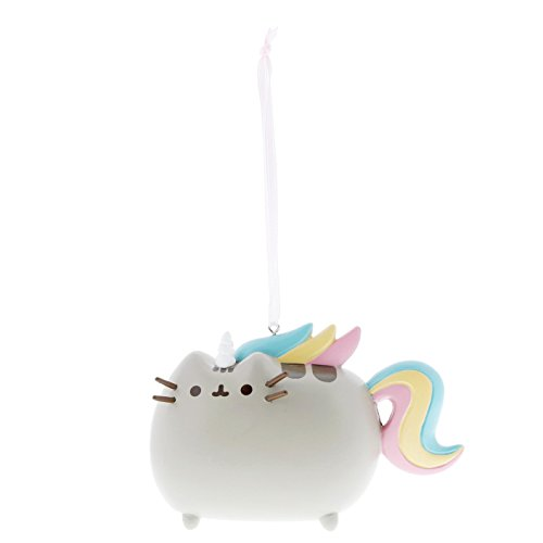 Department 56 4058300 Pusheen Magical Unicorn Hanging Ornament