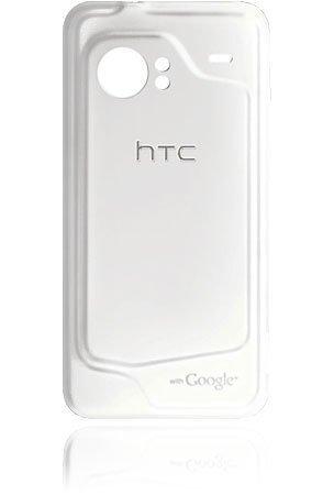 HTC OEM DROID Incredible ADR6300 Standard Battery Door (White) (Bulk Packaging)