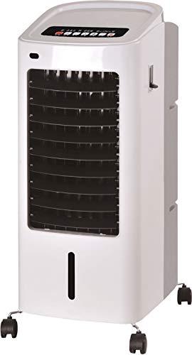 🥇 TRÉBOL ADVANCE Climatizador Evaporativo Portátil Función Frío y Calor 3 velocidades Oscilante con Temporizador