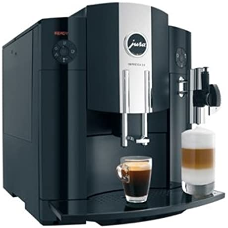 Jura Impressa C9 One Touch 64OZ Espresso Machine In Piano Black 13422 Certified Refurbished