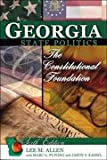 Georgia State Politics : The Constitutional Foundation, Allen, 0757595901