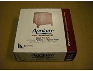 product image for APRILAIRE REP0275 REPLACEMENT MEDIA FILTER FOR HIGH EFFICIENCY AIR CLEANER