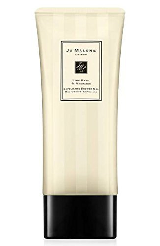 JO MALONE LONDON Lime Basil & Mandarin Exfoliating Shower Gel 200ml.