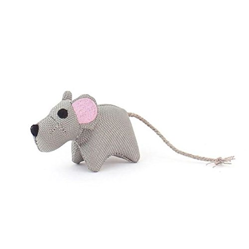 BecoThings Mille the Mouse Plush Toy for Cats (PACK OF 6)