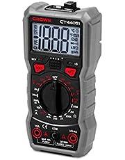 ملتيميتر ديجيتال 600 فولت الموديل: CROWN B3 CT44051