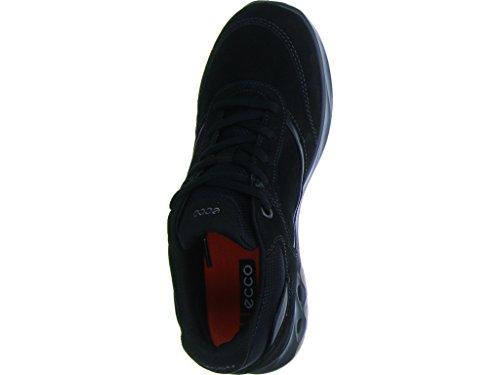 Ecco Wayfly, Zapatillas de Deporte para Exterior para Mujer, Negro (Black/Black), 37 EU