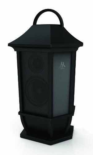 Acoustic Research Main Street Outdoor Wireless Speaker (AW826) - - Acoustic Research Home Theater