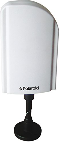 Polaroid HDTV Antenna Miles Reception