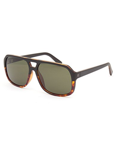 Electric DUDE Sunglasses, Darkside Tortoise OHM Grey, One - Sunglasses Dude