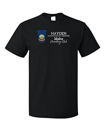 Idaho Drinking Club, Hayden Chapter | Funny ID T-shirt