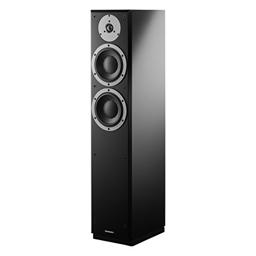 Dynaudio Emit 30 Floorstanding Loudspeaker - Each (Satin Black) by Dynaudio