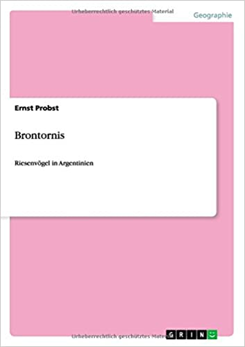 Brontornis