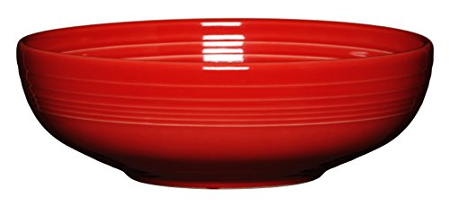 Fiesta 68 oz Bistro Serving Bowl, Large, Scarlet