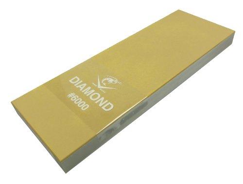 Naniwa Diamond Whetstone Grit #6000 DR-7560 by Naniwa