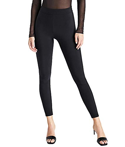 Wolford Women's Scuba Leggings Black Small 28 (Wolford Footless Leggings)