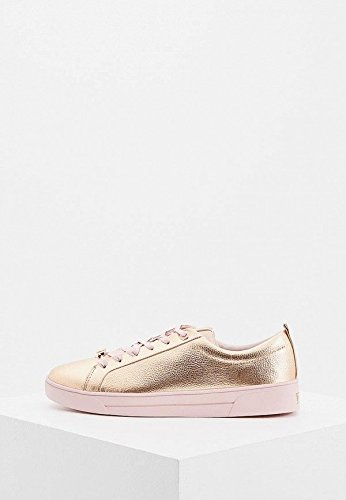 Shoe Rose Casual Baker 8 Gold Gielli Ted SqRBw0z