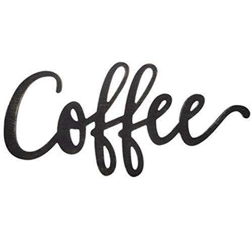 coffee sign black - 1