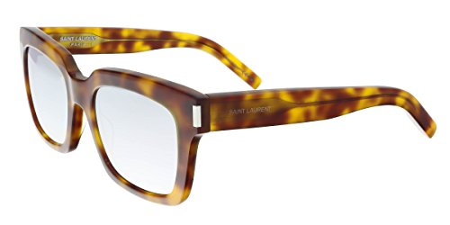 Sunglasses Saint Laurent BOLD 1 012 AVANA / SILVER / - Saint Laurent Sunglasses Bold 1