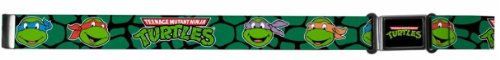 TMNT Ninja Turtle Children Stretchable Belts with Magnetic Buckle 1
