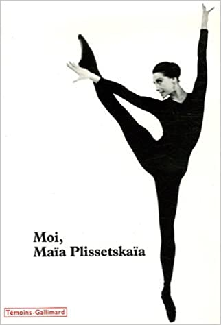 En ligne téléchargement Moi, Maïa Plissetskaïa pdf ebook