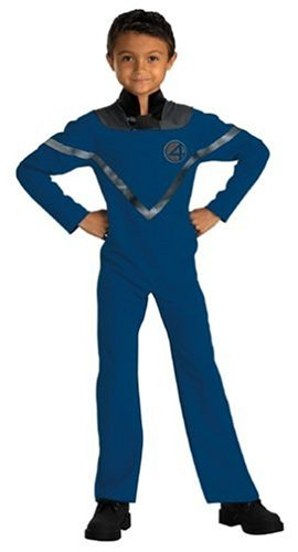 Mr Fantastic Costume (Disguise Mr. Fantastic Standard Child Costume: Size 10 -12)