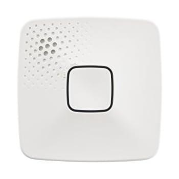 Onelink Wi-Fi Smoke + Carbon Monoxide Alarm, Hardwired, Apple HomeKit-enabled