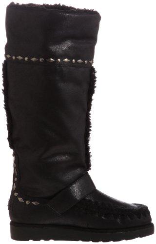 "Nine West Kurt Geiger ""Melyn Noir Lune Bottes"