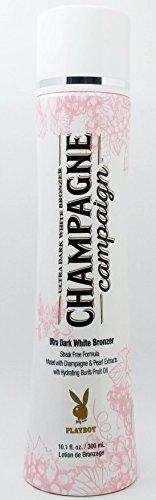 Playboy CHAMPAGNE CAMPAIGN Dark White Bronzer - 10.1 oz.