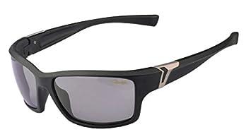Gamakatsu Edge Sunglasses Light Gray Mirror JffY41