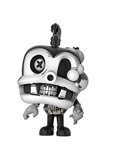 Funko Pop Games: Bendy and The Ink Machine - Fisher Collectible Figure, Multicolor