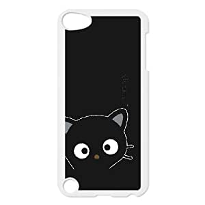 iPod Touch 5 Case White Chococat Cropped Face VIU183524