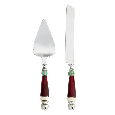 - Holiday Gatherings 2 Piece Dessert Set