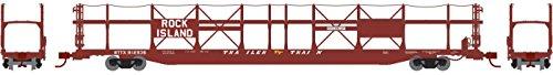 N F89-F Bi-Level Auto Rack, RI/BTTX #912936 Bi Level Auto Rack