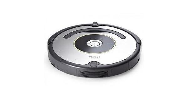 iRobot Roomba 631 Sin bolsa Negro, Verde, Gris aspiradora ...