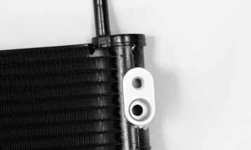 TYC 3766 Compatible with ACURA TL Parallel Flow Replacement Condenser