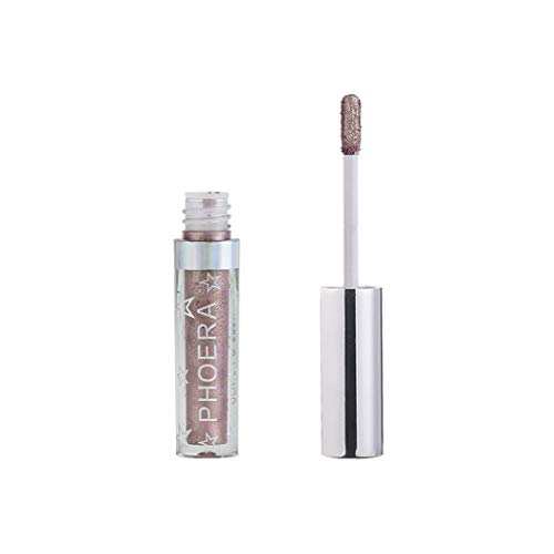 Chiak Lasting Shimmer Eyeshadow Pen Professional Glitter Pencil Eyeliner Makeup Eyeshadow